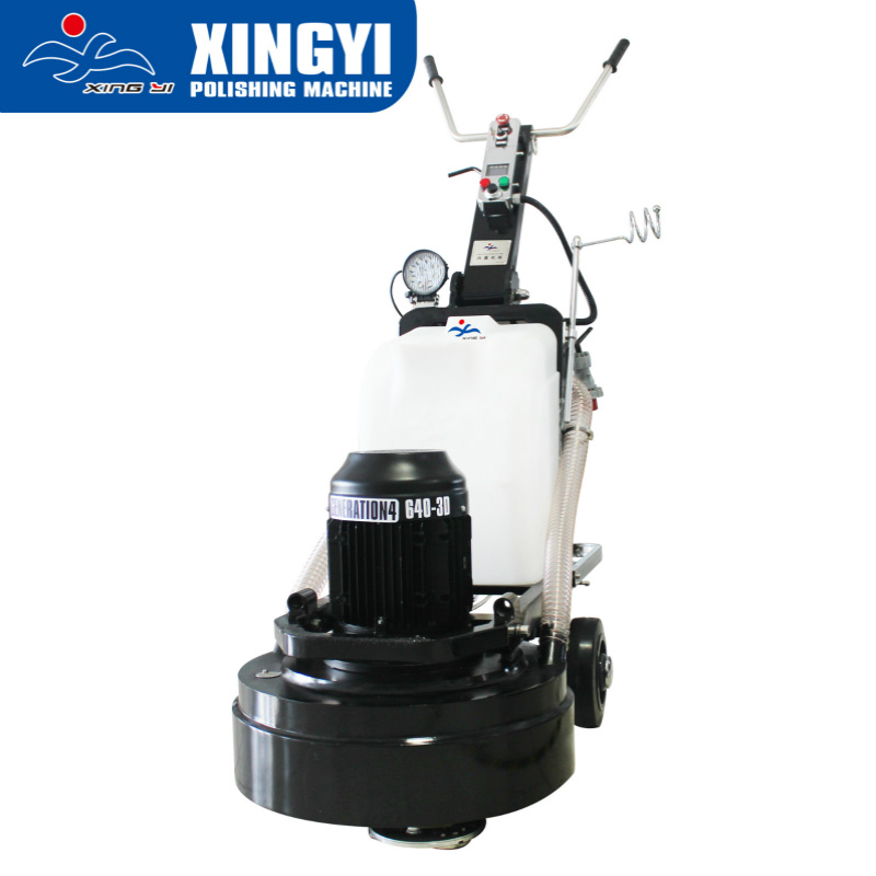 640-3D Industrial Floor Grinding Equipment