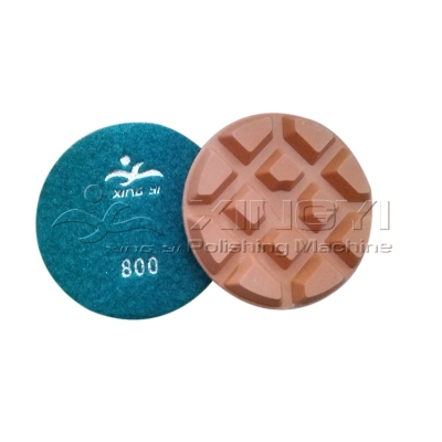 resin polishing pad