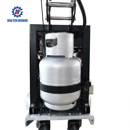 700P Propane Floor Polisher