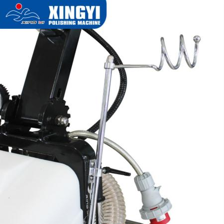 10HP Professional floor grind and polishing machine