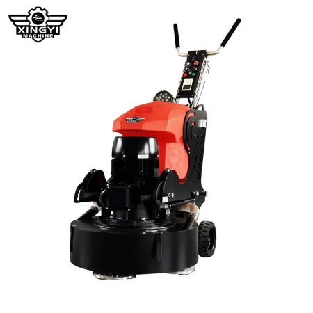 800LE Self-driven and powerful floor grinding machine
